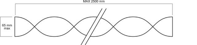 Turbulator Skizze