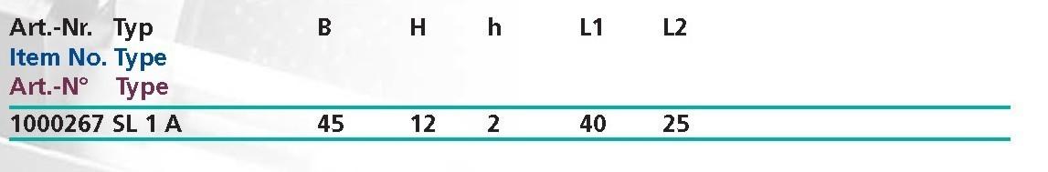 SL-A-uebersicht